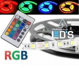 Fita Led RGB 5050 5 Metros