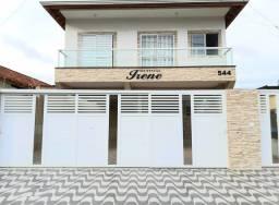 Título do anúncio: Casa de condomínio para venda com 60 metros quadrados com 2 quartos em Mirim - Praia Grand