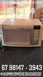 Título do anúncio: Vende - Se MICRO-ONDAS  ELECTROLUX  23 LITROS 110V