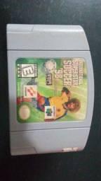 Cartucho Nintendo 64 International Superstar Soccer 98