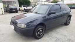 Título do anúncio: VW Gol 1.0 Mi Special 8V 2003 Cinza Metálico. Ótimo Preço.