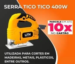 Título do anúncio: Serra Tico-tico Nova Lith 400W Entregamos em toda Campo Grande