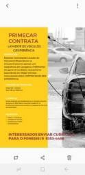 Título do anúncio: Vaga para Lavador e Polidor de Veiculos C Experiências
