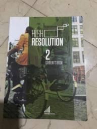 Livro High Resolution 2