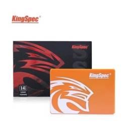 Título do anúncio: SSD 480gb kingspec - Entregamos e Aceitamos Cartões