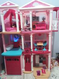 Casa da barbie drena house