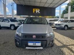 Título do anúncio: Fiat Strada WORKING CD 1.4 FLEX