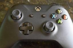 Controle Xbox One X - Preto