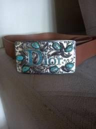 Cinto Christian  Dior Original