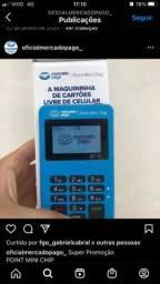 Máquina de cartão mini chip