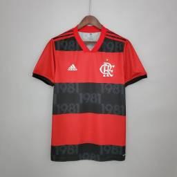 Camisa do Flamengo 21/22 (versão torcedor)
