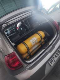 Título do anúncio: Kitgas Volks Fox 1.0 Trend GII 2012 Completo