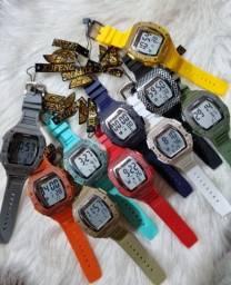 Título do anúncio: Xu-feng relógios mod hublot prova dágua