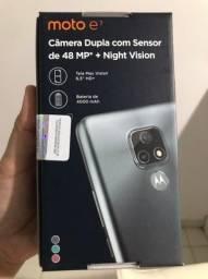 Motorola  Moto E7 64gb novo na caixa lacrada 10 x R$110,00 no cartão