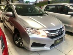 Título do anúncio: Honda City LX 2015 1.5 CVT 16v Flex