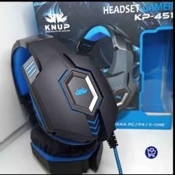Título do anúncio: Headset Gamer kp-451 R$185,00(Entrega Gratis)