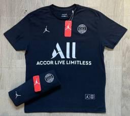 Título do anúncio: Camisa paris saint german/psg - peruana