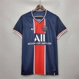 Camisa PSG Home (versão torcedor)