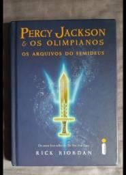 Percy Jackson - Os arquivos do semideus