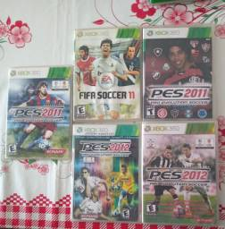 Jogos de jutebol Xbox 360