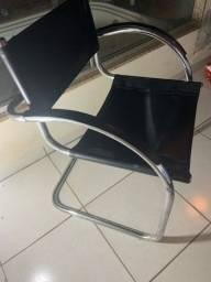 Título do anúncio: Cadeira em couro | Três lagoas - MS