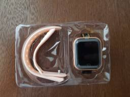 Relógio Smartwatch Inteligente Fitness Smart Bluetooth