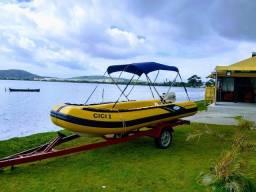 Bote - Small Boat