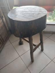tábua de madeira churrasco
