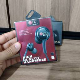 Fone auricular LG