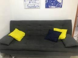 Título do anúncio: Sofá cama 3 lugares casal