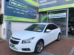 Título do anúncio: Chevrolet/ Cruze Lt 1.8 Automatico Conservado