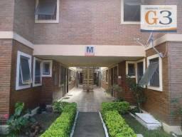 Apartamento com 3 dormitórios para alugar, 50 m² por R$ 850,00/mês - Areal - Pelotas/RS