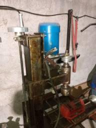 Fresadora pra usinagem