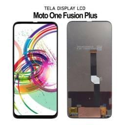 Tela / Display para Moto One Fusion Plus xt2067 - Instalação em 30 Minutos!