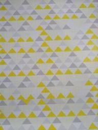 Título do anúncio: Papel de Patede Texturizado triangulo 5mts