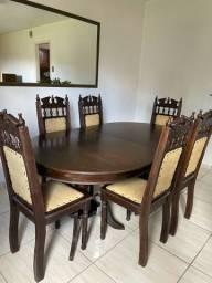 Mesa de Jantar - Super conservada