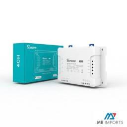 Interruptor Smart Sonoff 4CH R3 Novo Lacrado Com garantia
