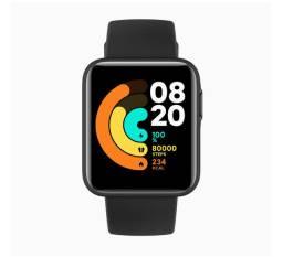 Smartwatch Xiaomi Mi Watch Lite, com GPS Glonass de alta precisão.