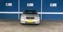 Título do anúncio: Toyota COROLLA SEDAN XLi 1.6 16v(Aut.) 4p
