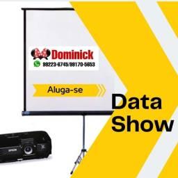 Título do anúncio: Datashow