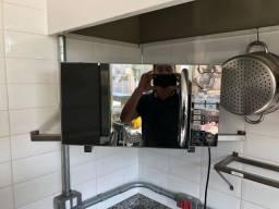 Microondas Philco espelhado 30 l