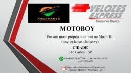 Título do anúncio: VAGA URGENTE SÃO CARLOS