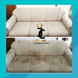 Título do anúncio: Lavagem de sofas profunda
