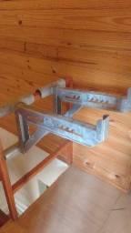 Andaimes de alumínio para adaptar em escada