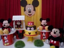 Decoração de Festa Infantil Mikey