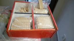 Kit material Dourado