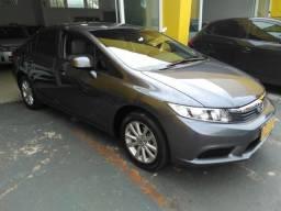 Great Honda Civic Lxs 1.8 Mecanico Revisado 42000km Original   2015