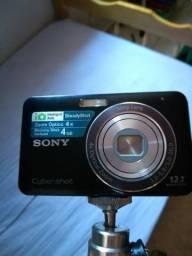 Sony Cybershot + Brindes Cyber Shot
