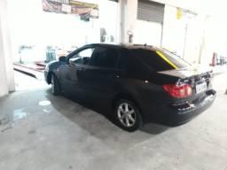 Toyota corolla 2007/2008 1.8 xll 16v flex 4p automático - 2008 - 2008