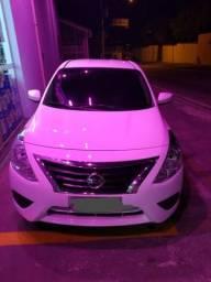 Nissan versa - 2016